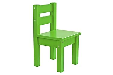 Barnestol Mads Grønn