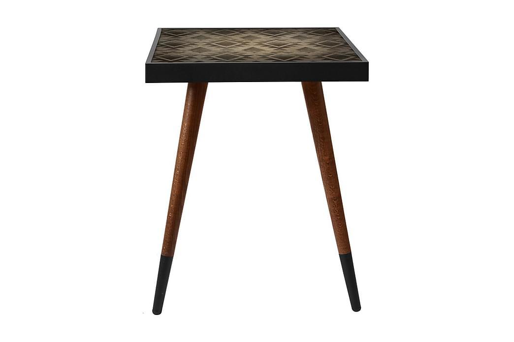 Avlastningsbord Aspbacken 45 cm - Flerfarget - Innredning - Små møbler - Brett bord og små bord