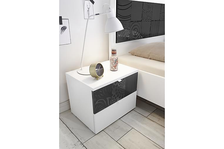 Sengebord Xaos 50 cm 2-pk - Møbler - Bord - Sengebord & nattbord