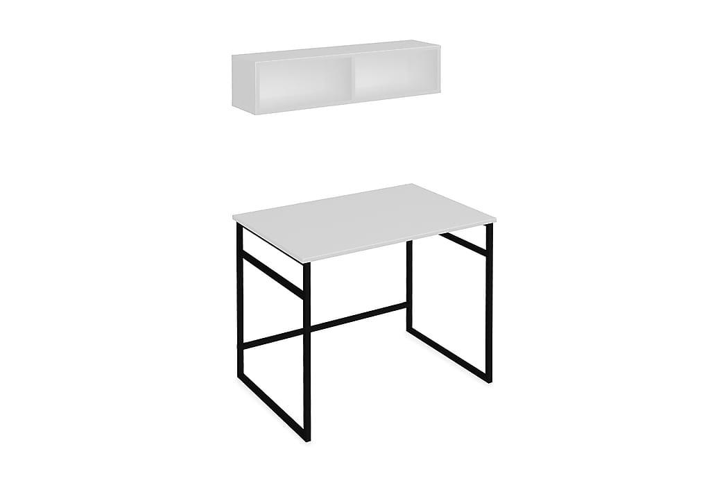 Skrivebord Buskahult - Hvit - Møbler - Bord - Skrivebord