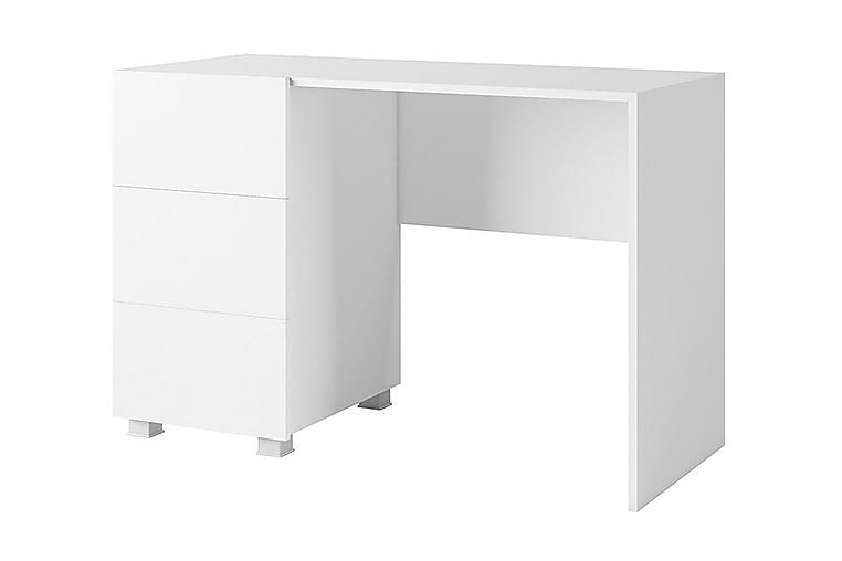 Skrivebord Frick - Hvit - Møbler - Bord - Skrivebord