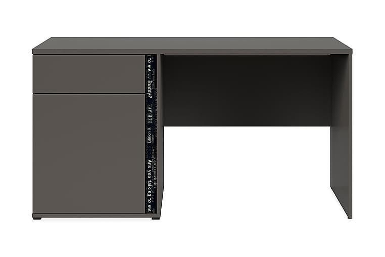 Skrivebord Nemasta 67x143 cm - Grå - Møbler - Bord - Skrivebord