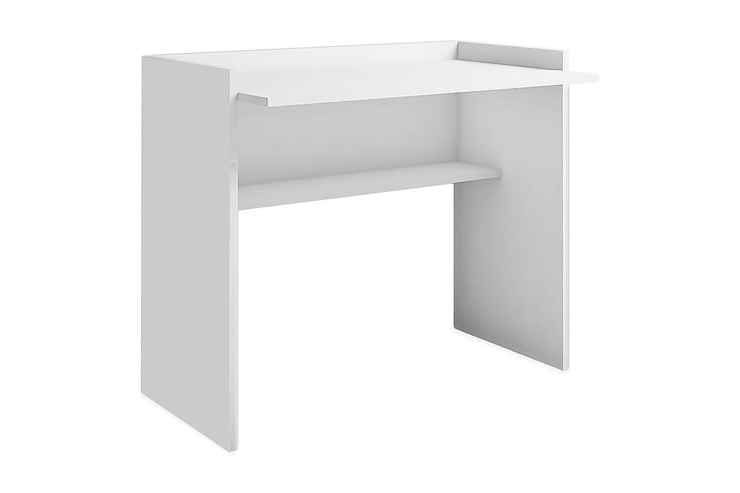 Skrivebord Tilshaw 90 cm - Hvit - Møbler - Bord - Skrivebord