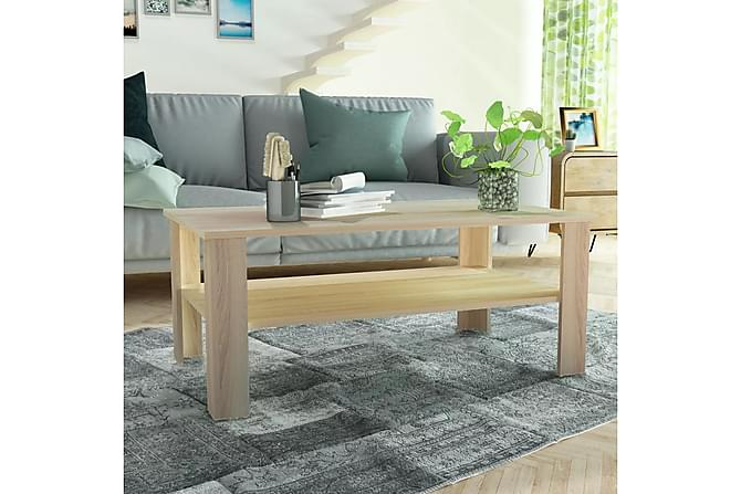 Bubikon Sofabord 100x59 cm - Brun - Møbler - Bord - Sofabord
