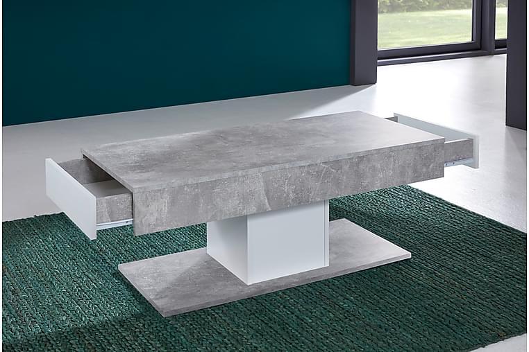 Sofabord Jalili - Grå - Møbler - Bord - Sofabord