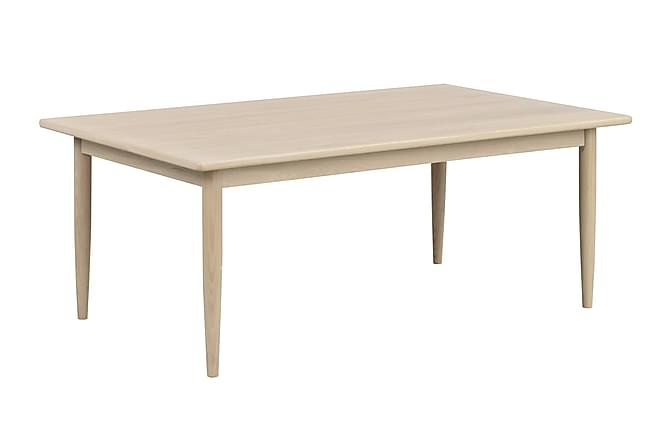 Sofabord Junas 115 cm - Beige - Møbler - Bord - Sofabord