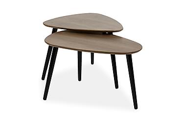 Sofabord Lovitz 62 cm Ovalt