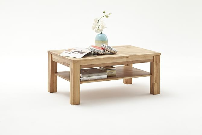 Sofabord Majox 105 cm - Tre|Natur - Møbler - Bord - Sofabord
