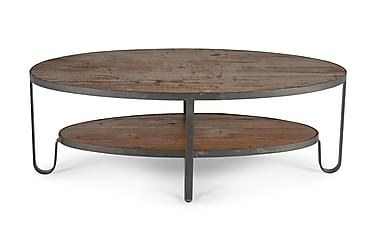 Sofabord Svedjan 128 cm Ovalt