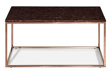 Sofabord Titania 90 cm Marmor