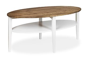 Sofabord Tranås 120 cm Ovalt