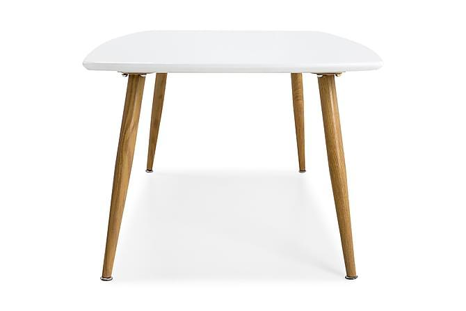 Sofabord Trym 120 cm - Hvit Tre - Møbler - Bord - Sofabord