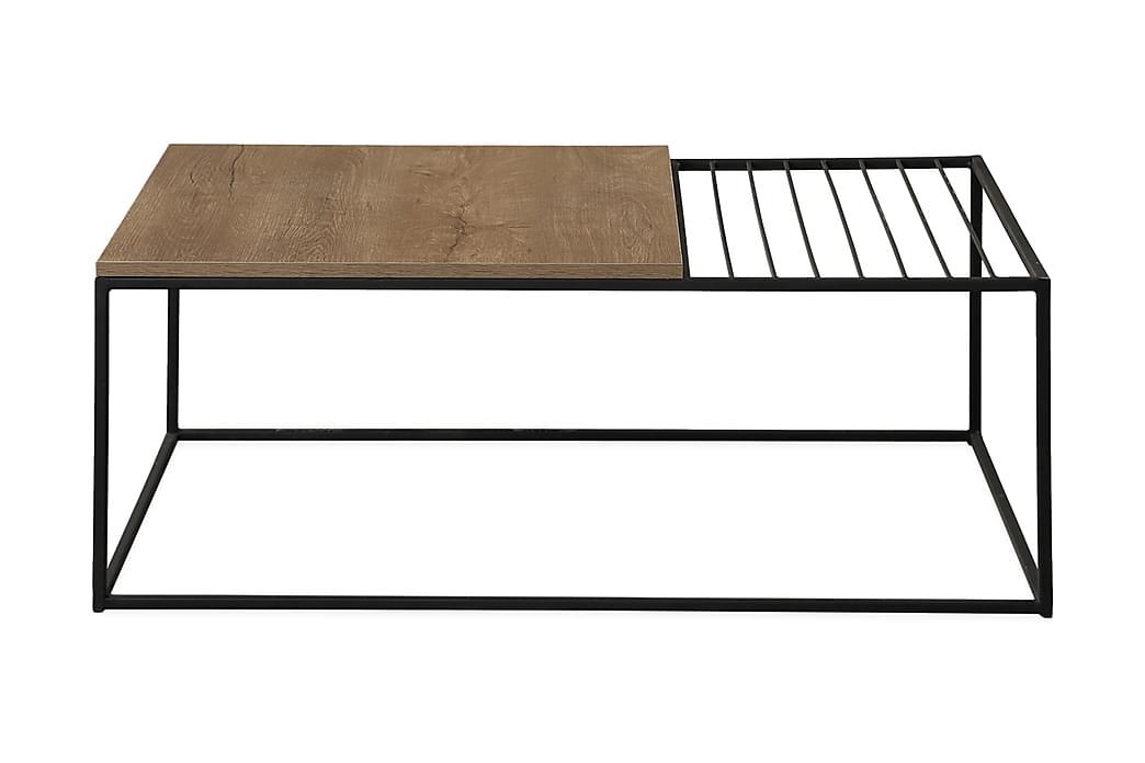 Sofabord Ubbeboda 95 cm - Brun - Møbler - Bord - Sofabord