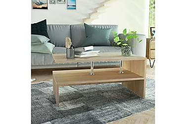Sofabord Venicia med Hylle 90x59 cm