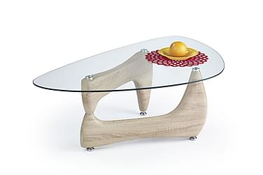 Sofabord Vincersa 119x68 cm Glass