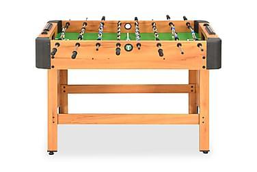 Fotballbord 118x95x79 cm lønnetre