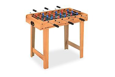 Fotballbord mini 69x37x62 cm lønnetre