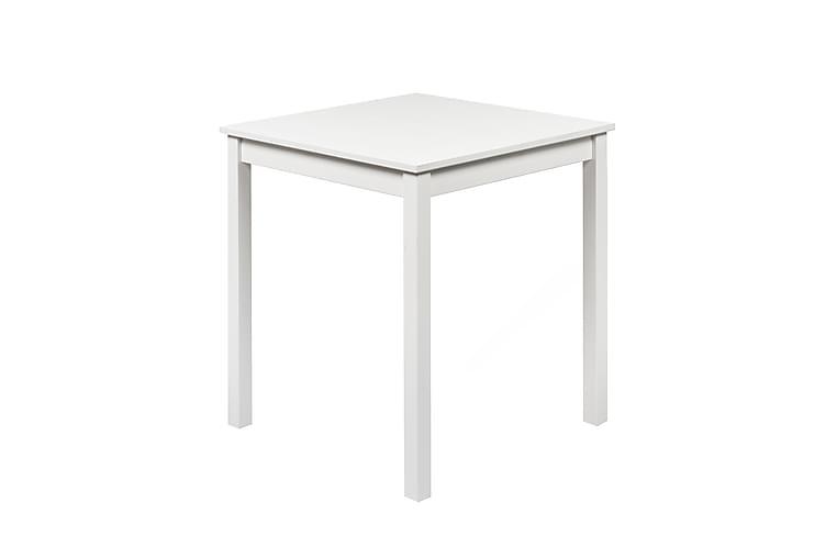 Spisebord Belanac 68 cm - Hvit - Møbler - Bord - Spisebord & kjøkkenbord