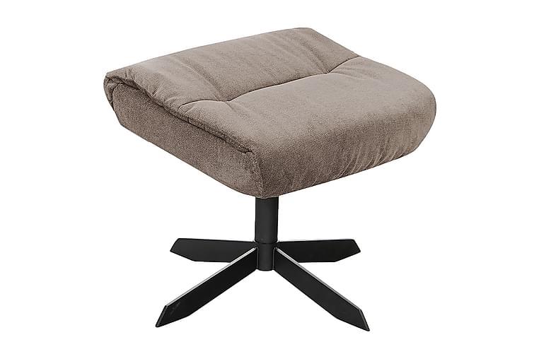 Fotskammel Barcela - Taupe - Innredning - Små møbler - Fotskammel
