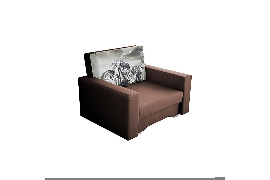 Sovestol Ormheim med Motiv - Sofa - Møbler - Lenestoler - Sengestol