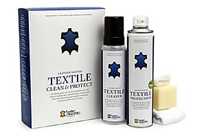 Tekstil Clean & Protect Sett Leather Master