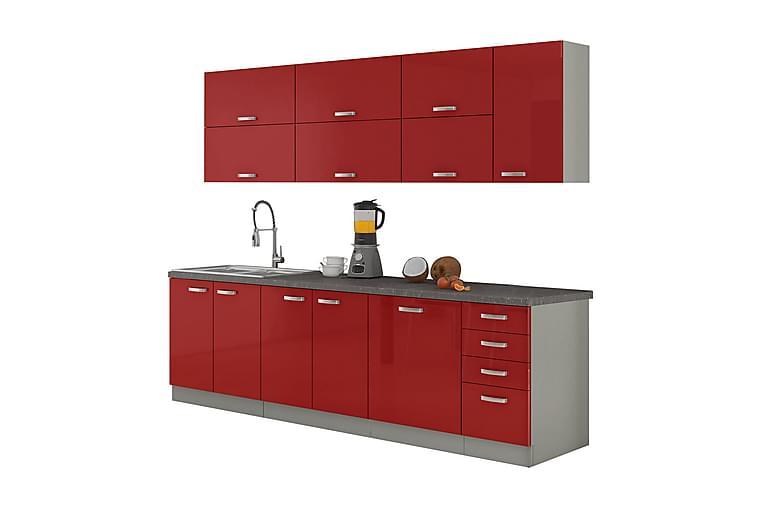 Kjøkkensett Rose - Møbler - Møbelsett - Møbelsett til kjøkken & spiseplass