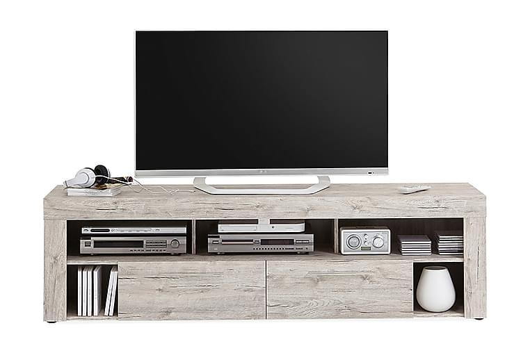 TV-benk Herring 180 cm - SandEik - Møbler - TV- & Mediamøbler - TV-benk & mediabenk