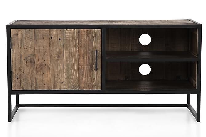 Modernistisk TV-benk Melvin 1 Skap 2 Hyller | Chilli.no XP-15
