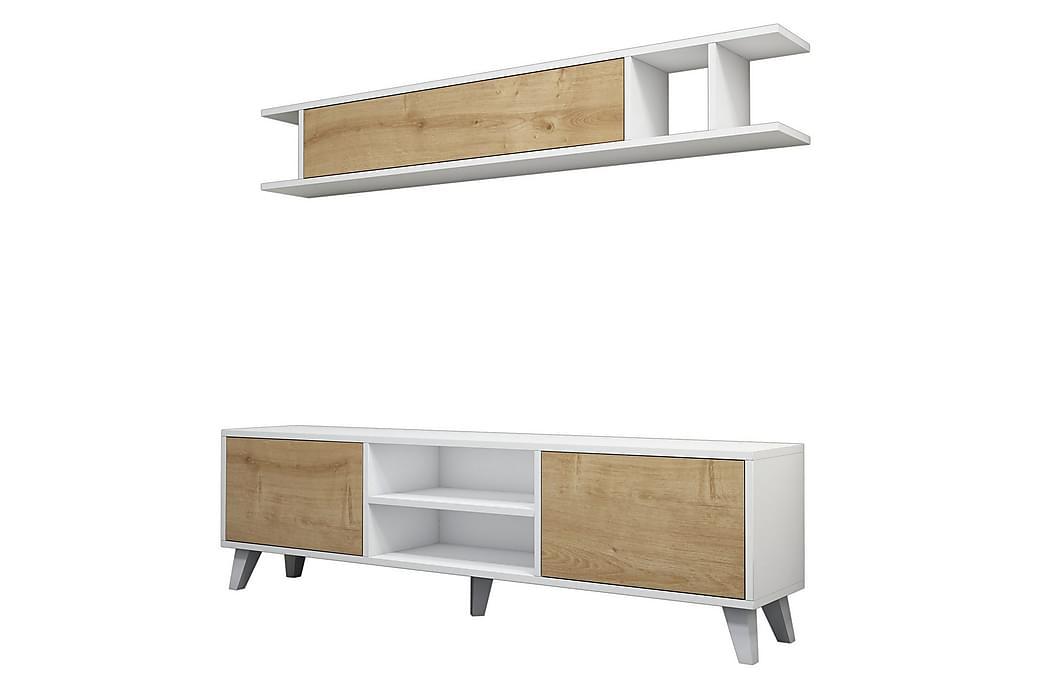 Mediamøbel Lissette - Møbler - TV- & Mediamøbler - TV-møbelsett