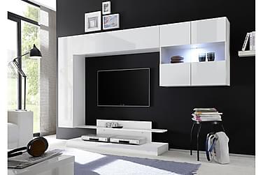 Mediamøbel Nickero 248 cm
