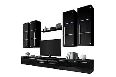Stuesett Bari 300x45,5x145 cm