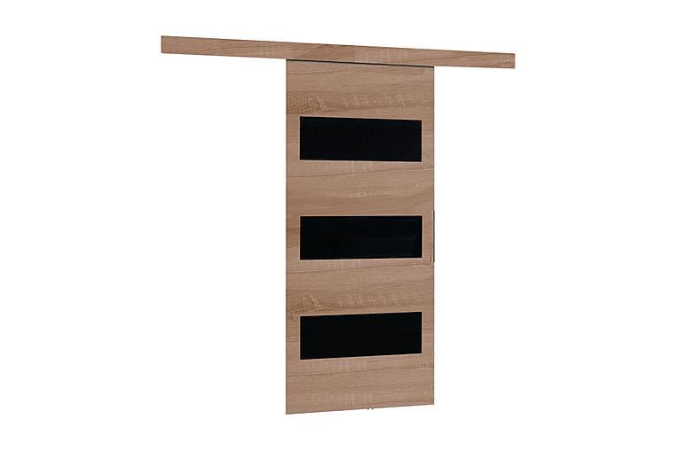 Dør Malibu 204x96x205 cm - Møbler - Oppbevaring - Garderober & garderobesystem