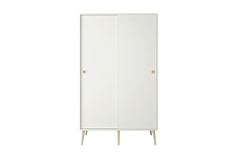 Garderobe Live - Hvit - Møbler - Oppbevaring - Garderober & garderobesystem