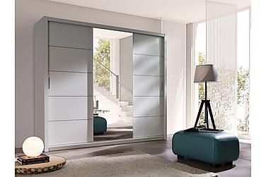 Garderobe Westerberg 250 cm Stor Speil