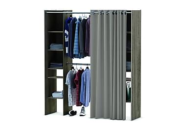 Garderobesystem Vachel Eik