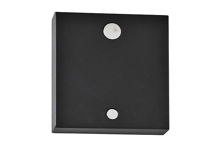 Knaggrekke Plus 8 17 cm - Svart - Innredning - Kleshengere & tørkestativ - Klær
