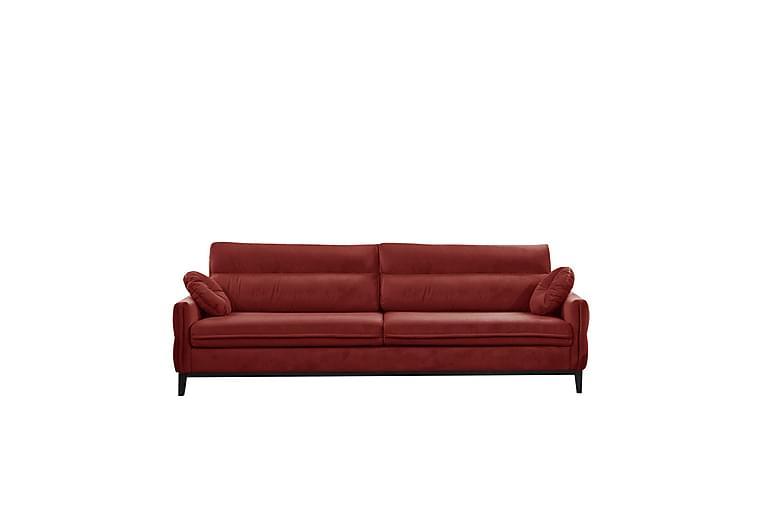 Sofa Bokanda - Rød - Møbler - Sofaer - 2-4-seters sofaer