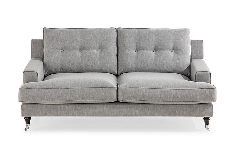 Sofa Covington 2-seter - Lysegrå - Møbler - Sofaer - Howard-sofaer