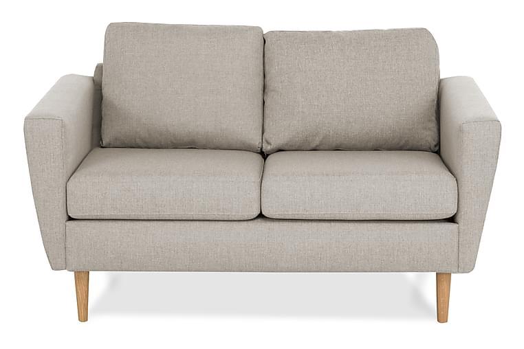 Sofa Hudson 2-seter - Beige - Møbler - Sofaer - 2-4-seters sofaer