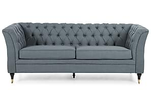 Opprinnelig 2-seter, 3-seter & 4-seter sofa - Chili QU-12
