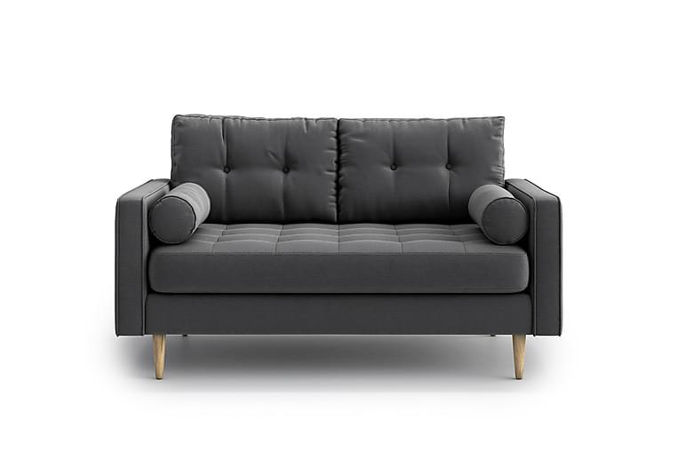 Sofa Stephanie 2-seter - Grå - Møbler - Sofaer - 2-4-seters sofaer