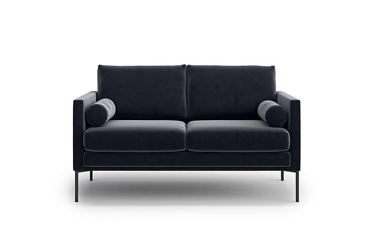 Sofa Stewen 2-seter - Mørkegrå - Møbler - Sofaer - 2-4-seters sofaer