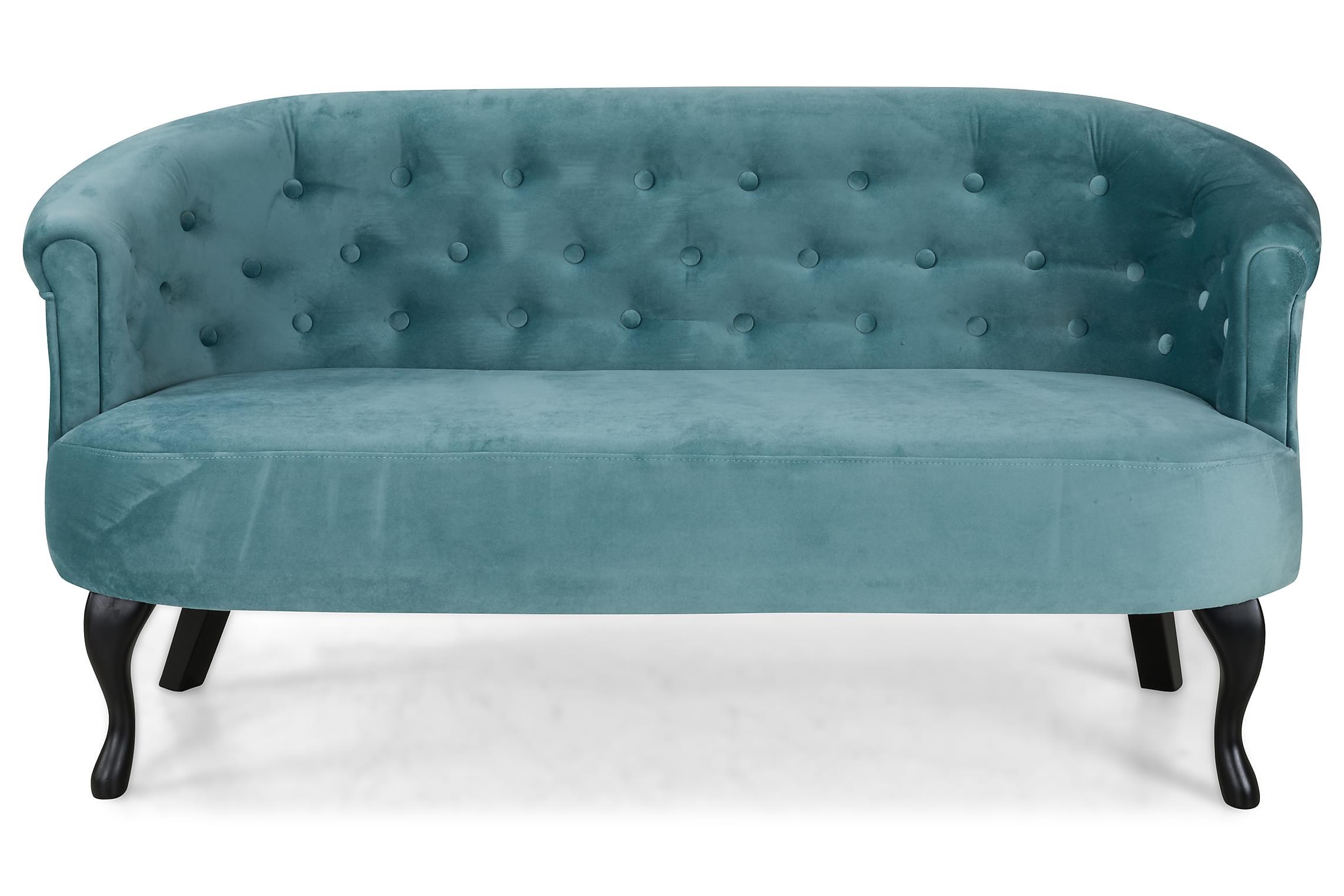 09d47dce ... Fløyel - Møbler - Sofaer - 2-4-seters sofa. Levering - Sendes normalt i  løpet av 6-8 uker.