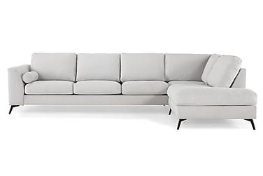 Sofa Friday Lyx 4-seter med Sjeselong Høyre