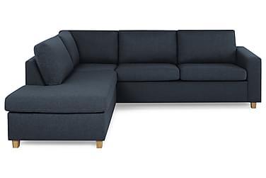 Sofa Nevada 2,5-seter med Sjeselong Venstre