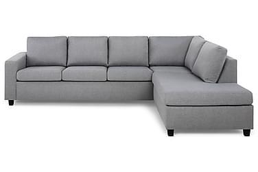 Sofa Nevada 3-seter med Sjeselong Høyre