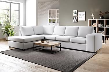 Sofa Sit Down med Sjeselong Large Venstre Kunstlær