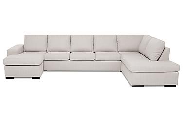 U-sofa Cooper Large med Divan Venstre