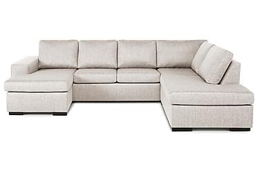 U-sofa Cooper med Divan Venstre