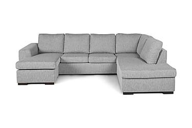 U-sofa Freemont med Divan Venstre
